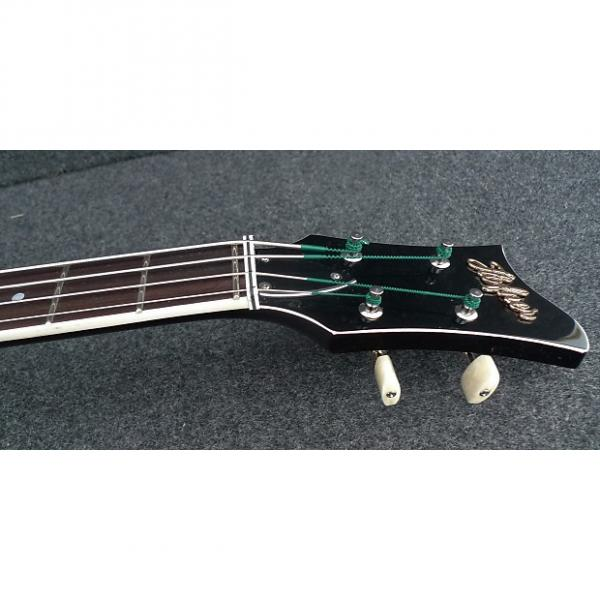 Custom Hofner HCT-500/1-SB Custom 1964 Conversion with Raised Headstock Logo and Tea Cup knobs With Case #1 image