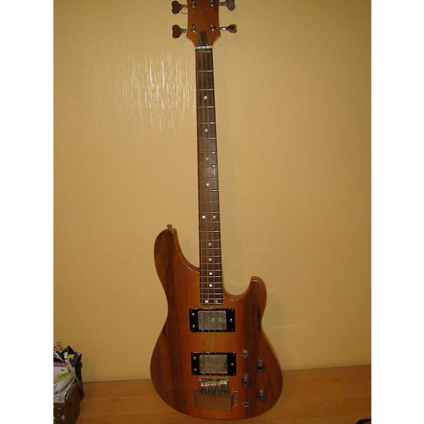 Custom Jolana Superstar Bass Guitar Vintage #1 image
