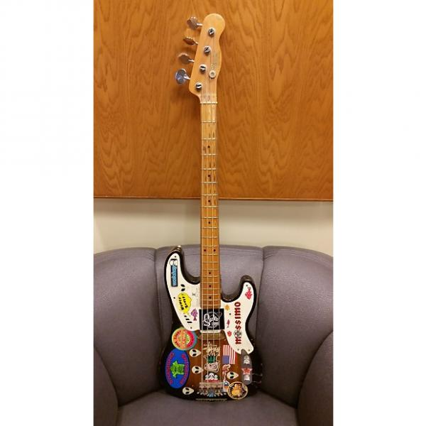 Custom 1968 Fender Telecaster Bass - 2 Color Sunburst, I am the original owner for the last 49 years! #1 image