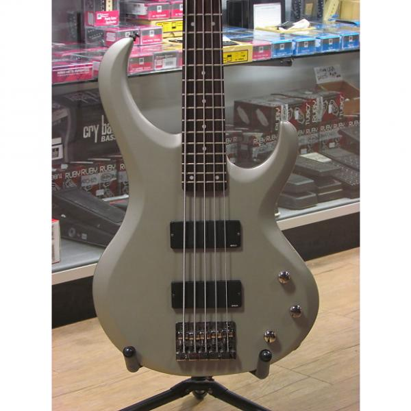 Custom Ibanez BTB205 5-String Electric Bass #1 image