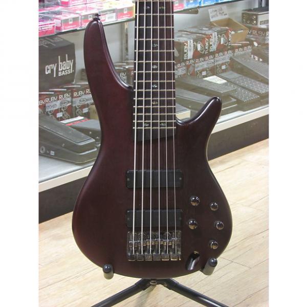 Custom Ibanez SR506 6-String Electric Bass #1 image