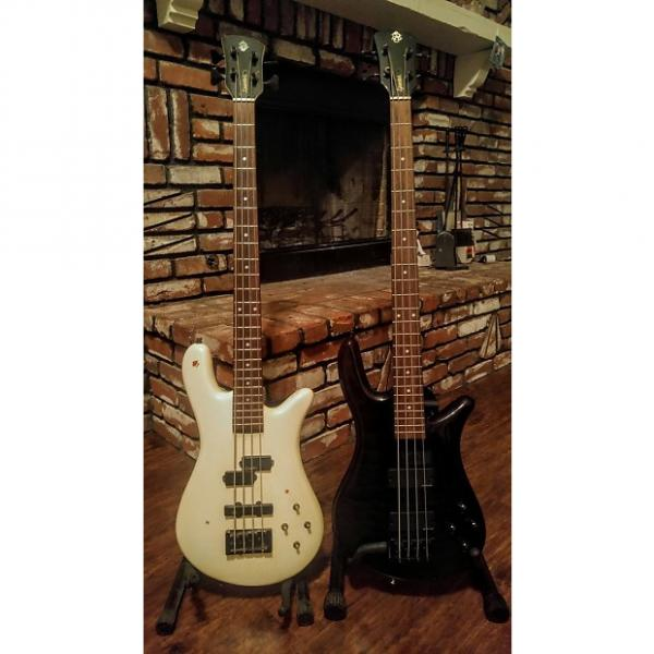 Custom Who needs 2 Spector basses? '99-'03 NS-2000/4 W/H.S.C. #1 image