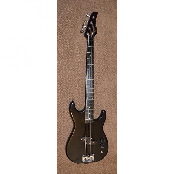 Custom Kay Starter P Bass 1970's 1980's Black #1 image