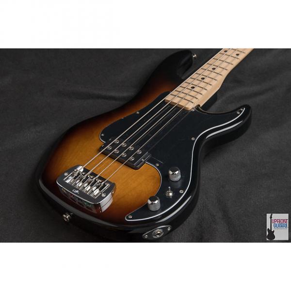 Custom G&L Kiloton Bass Tobacco Sunburst - Authorized G&L Premier Dealer #1 image