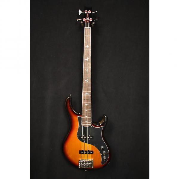 Custom PRS SE Kestrel Bass Sunburst #1 image