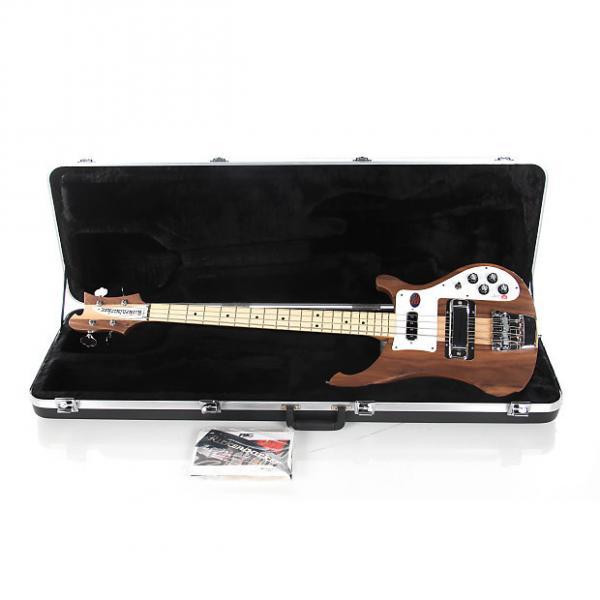 Custom 2016 Rickenbacker 4003 SW Walnut Bass Guitar #1 image