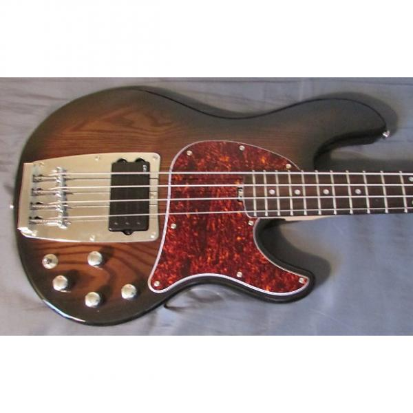 Custom Ibanez ATK200 Bass Guitar #1 image