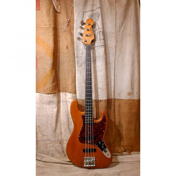 Custom Fender Jazz Bass 1964  Natural #1 image