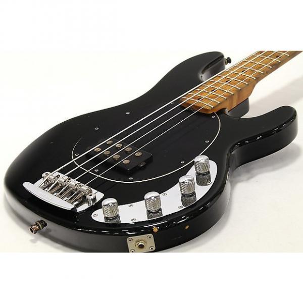Custom Music Man Stingray4 Black #1 image