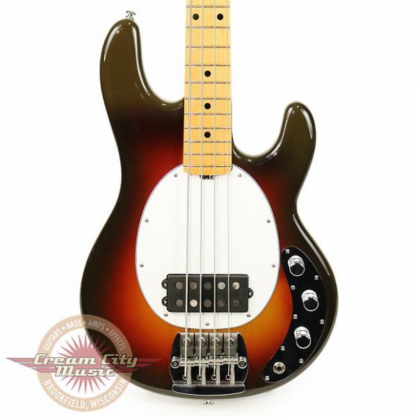 Custom Brand New Music Man StingRay 40th Anniversary Old Smoothie Bass in Chocolate Burst #1 image