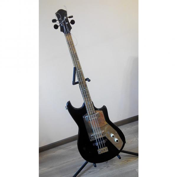 Custom USSR Postishev factory  Chernigiv bass 1970s Black #1 image