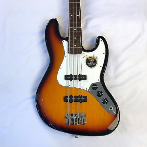 Custom Fender Jazz Bass 2000 Sunburst #1 image