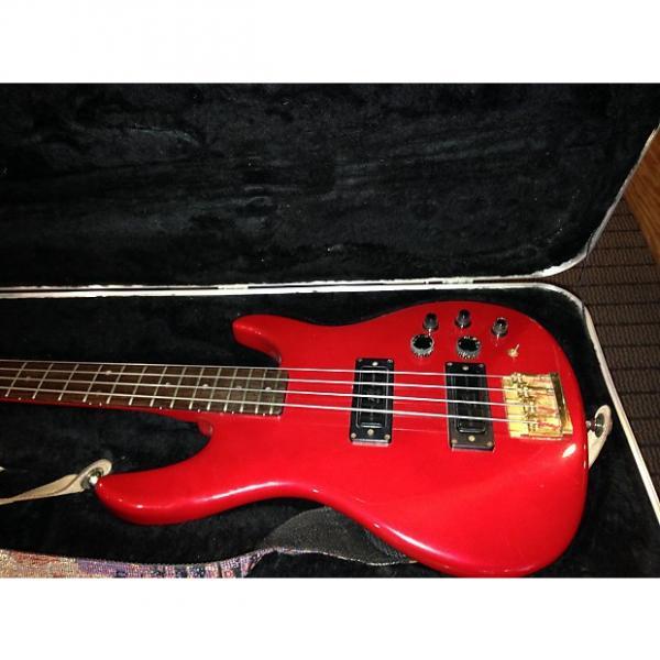 Custom Peavey Dyna Bass (RED) #1 image