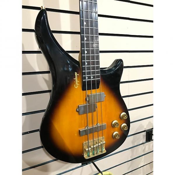 Custom Ephiphone EBM4 Bass W/ Hardcase #1 image