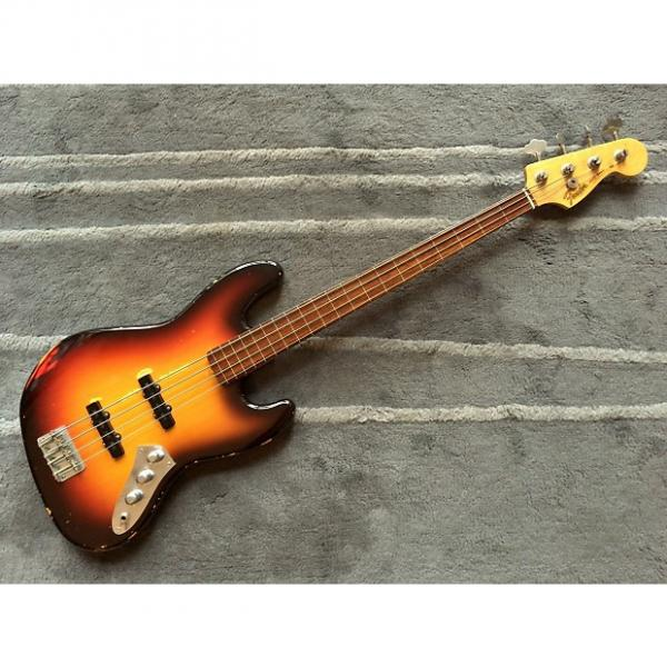Custom Fender  John Cruz Custom Shop 1960 Jazz Bass Limited Edition fretless  1997 #1 image