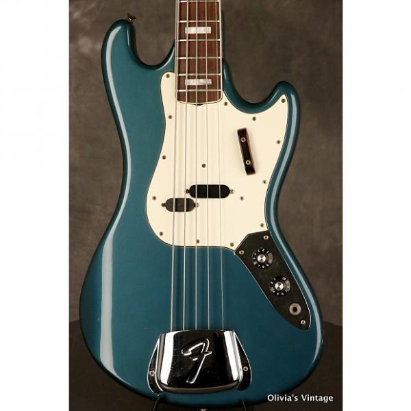 Custom Fender Bass V 5-string Lake Placid Blue 1970 Lake Placid Blue #1 image