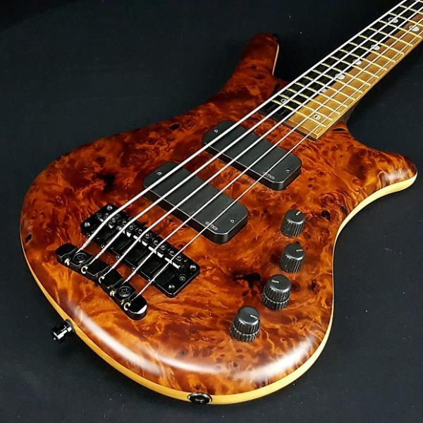 Custom Used German Warwick Thumb Bolt-on 2013 LTD Limited 5-String Bass w/ Case & Candy #1 image
