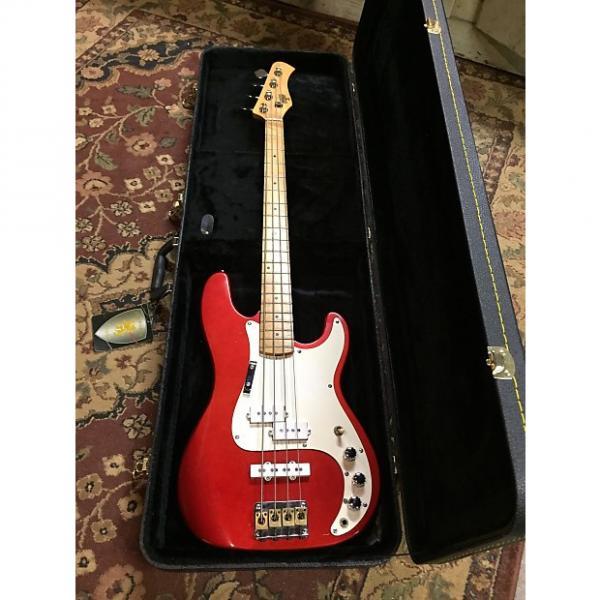 Custom Hondo II H-835 Precision Bass Guitar Copy with P/J Pickup Configuration #1 image
