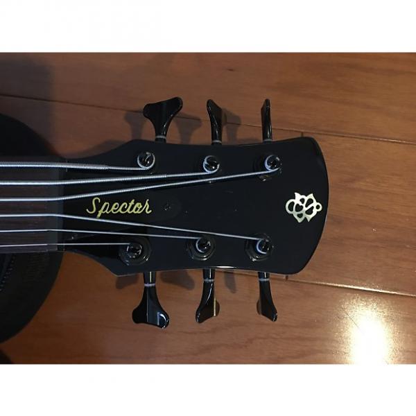 Custom Spector Legend 6 String 2004 Brown #1 image