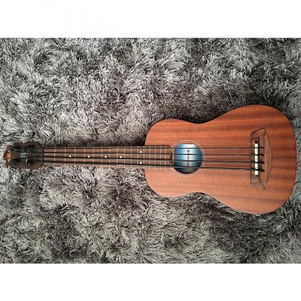 Custom Kala U-Bass Fretless Mahogany #1 image