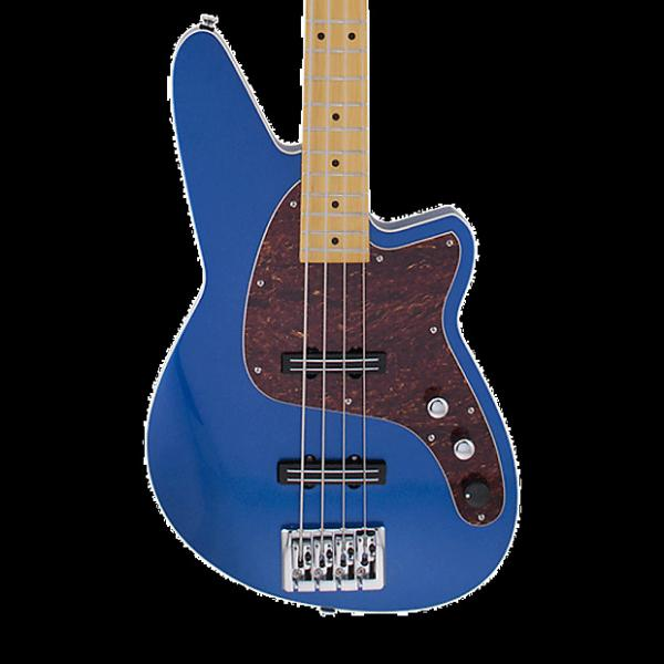 Custom Reverend Justice Bass - Superior Blue #1 image