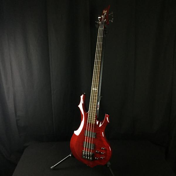 Custom LTD F-414 FM Bass (Manufacturer Refurbished) #1 image