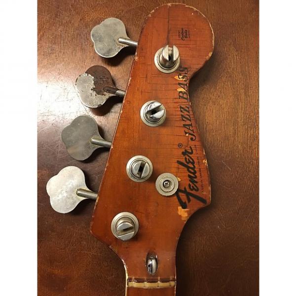 Custom Fender Jazz Bass Neck 70's 1975-1979 Maple #1 image