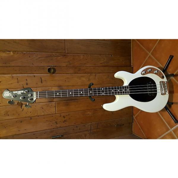 Custom Musicman SUB Bass 2004 White #1 image