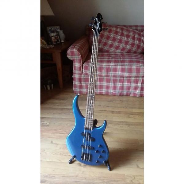 Custom Peavey Grind BXP bass guitar #1 image