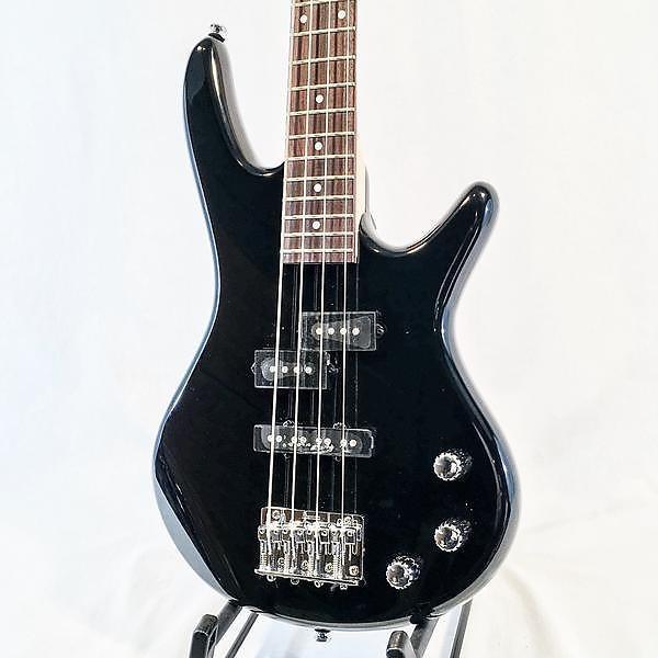 Custom Ibanez Mikro GSRM20-BK Electric Bass #1 image