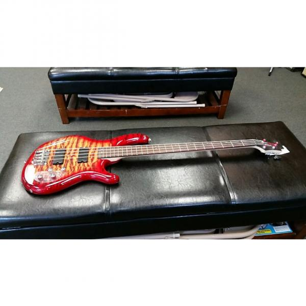 Custom Cort action deluxe crs bass #1 image