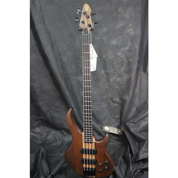 Custom Peavey Grind 4 String Bass Natural #1 image