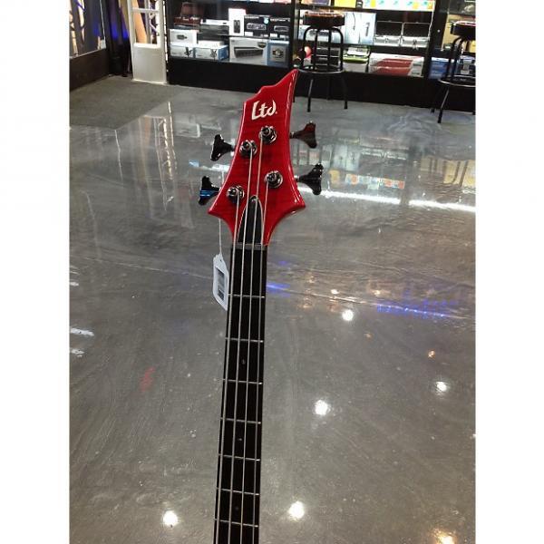 Custom ESP LTD B145 DX Red #1 image