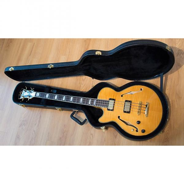Custom Left-handed D'Angelico EX-SS/bass #1 image