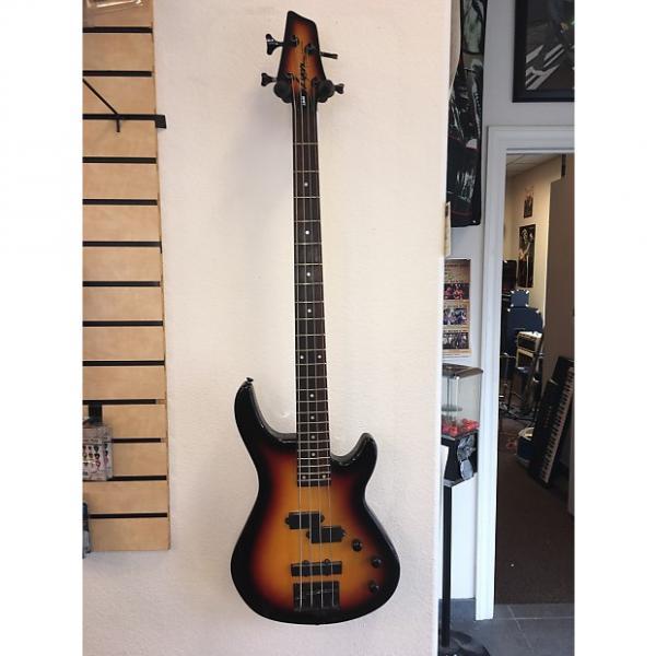 Custom Washburn LB-40 Bass 3 Color Sunburst #1 image