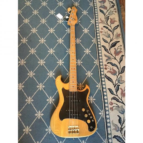 Custom Electra Phoenix X640N Bass circa 1983 Natural #1 image
