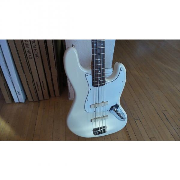 Custom Fender 1980's Vintage Squier Jazz Bass Made In Korea W/HSC #1 image