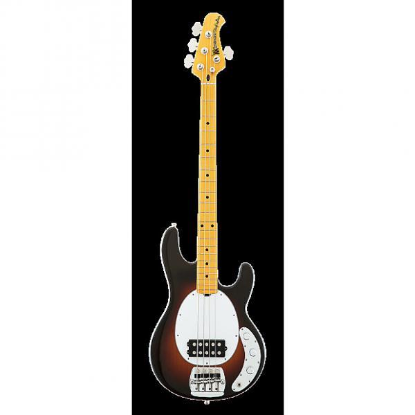 Custom Ernie Ball MusicMan Music Man Old Smoothie Stingray 40th Anniversary 4 String Bass #1 image
