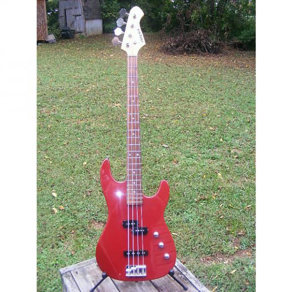 Custom Aria STB series bass with Active Basslines #1 image