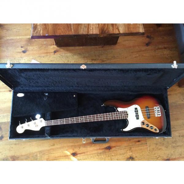 Custom Fender American Deluxe Jazz Bass 2007 (Lefty) #1 image