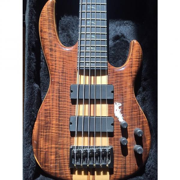 Custom Carvin LB76W Natural #1 image
