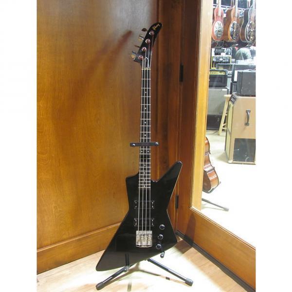 Custom Gibson Explorer Bass 1987 black #1 image