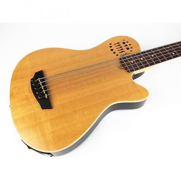 Custom Godin A5 SA 2000's Natural Semi Gloss #1 image