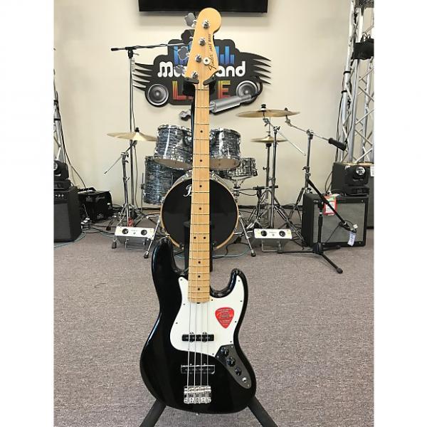 Custom Fender American Special Jazz Bass 2011 Black #1 image
