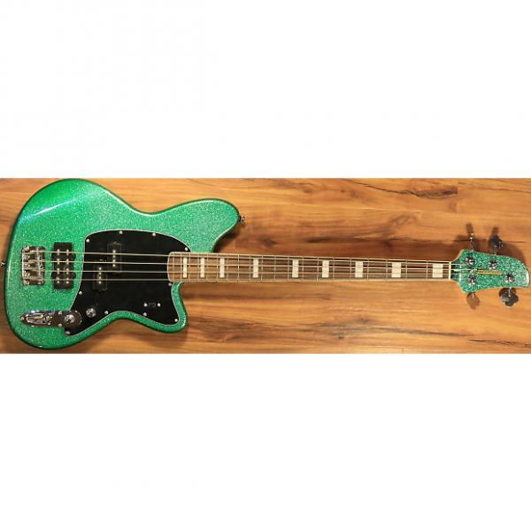 Custom Ibanez TMB310-TSP 2016 Turquoise Sparkle #1 image