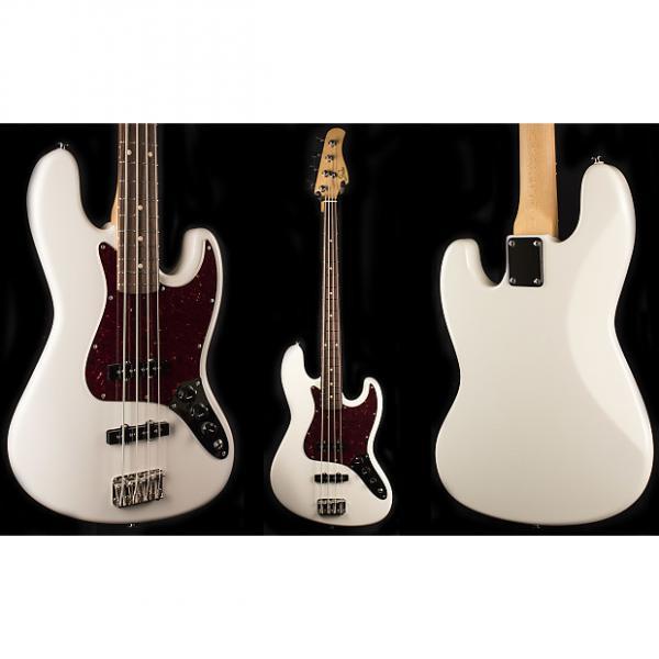 Custom Suhr Classic J Pro 4-String Bass Guitar #1 image