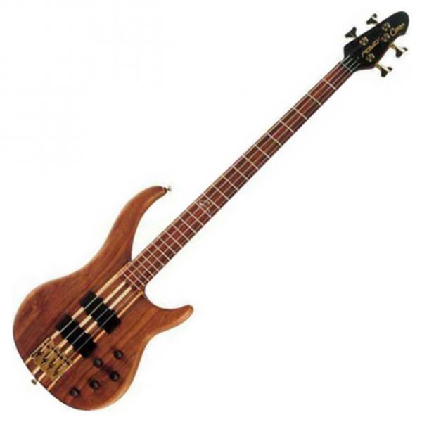 Custom Peavey Cirrus 4 Bubinga 4-String Bass Guitar #1 image