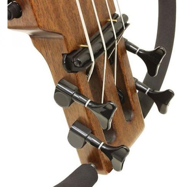 Custom ARIA Soloette Soloette Travel Bass Mahogany/ Maple #1 image
