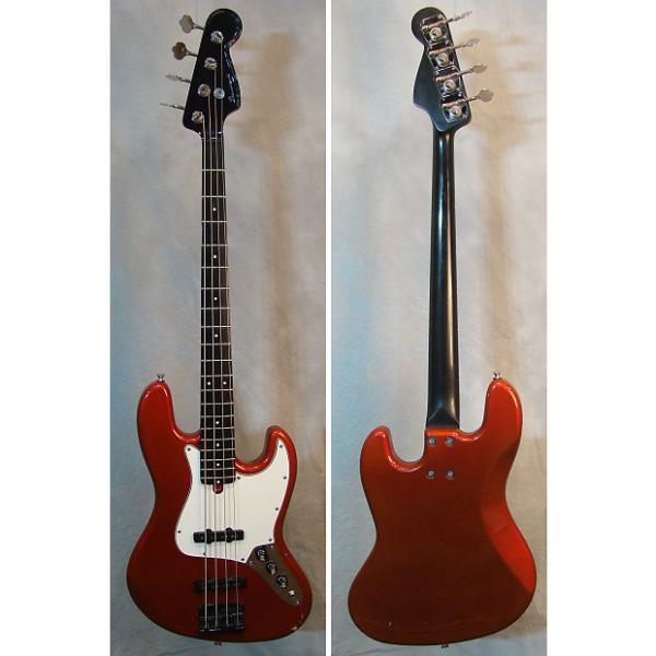 Custom 1990's Benavente Classic Jazz Bass w/Moses graphite neck #1 image