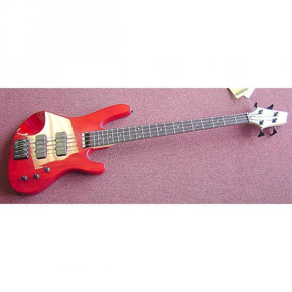 Custom Washburn XB120 TR Bantum Series 4-String Bass * BRAND NEW * NO SHOP WEAR #1 image